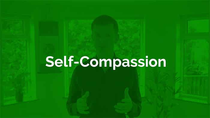 Thrive class 17 - Using Self-Compassion to Develop Resilience
